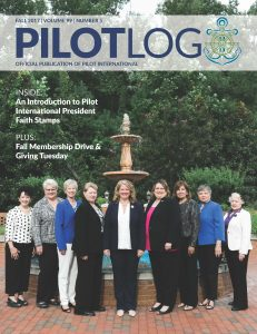The Pilot Log, Fall 2017 Edition